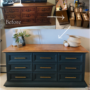 My Dream Dresser for Under $100!