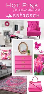 Swoon-Worthy Valentine-Inspired Furniture Makeovers