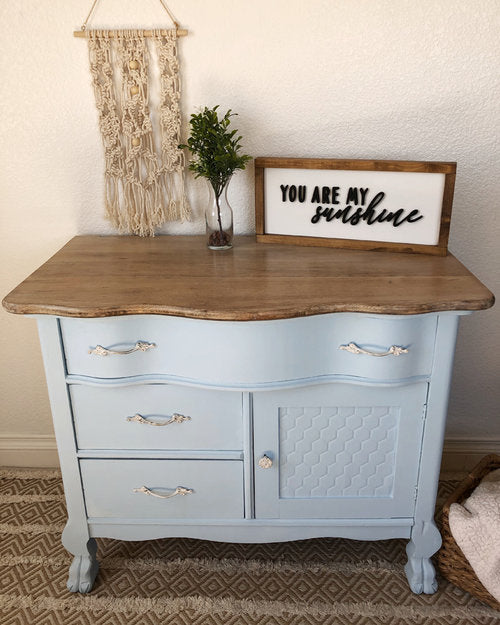 How to Whitewash with Chalk Paint + 2 Bonus Tutorials