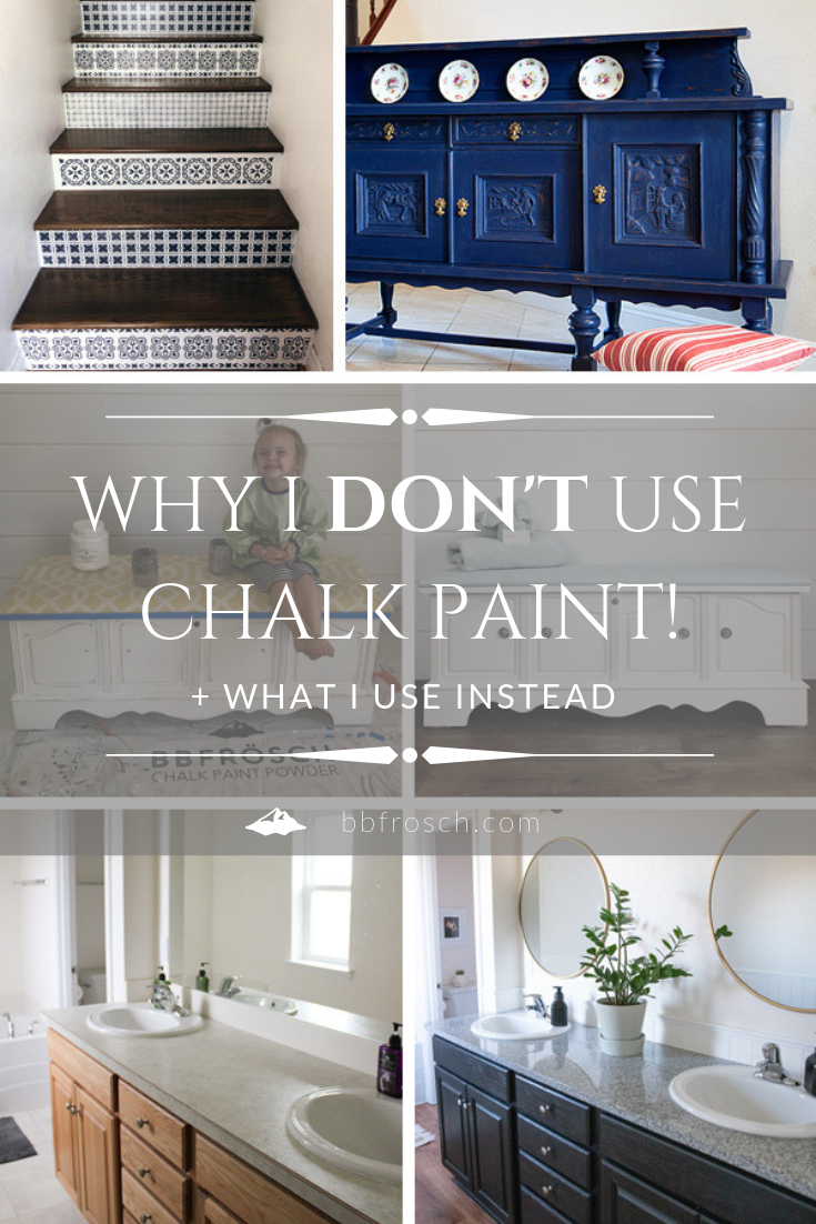 Why I Don T Use Chalk Paint