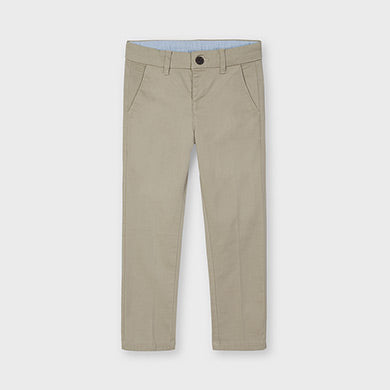 512 Pantalone chino slim fit bambino