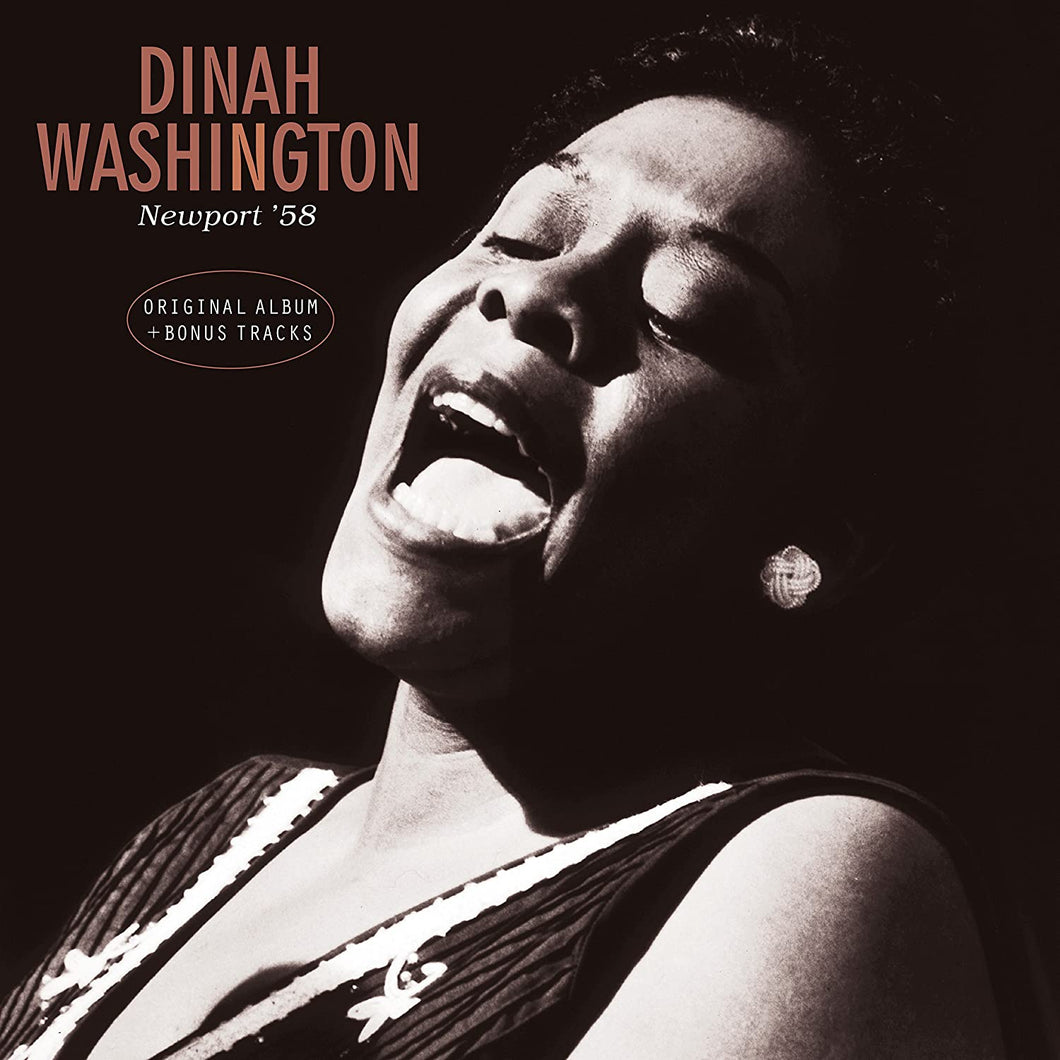 Dinah Washington - At Newport 58