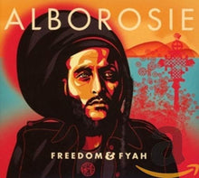 Load image into Gallery viewer, Alborosie - Freedom + Fyah