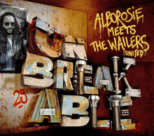 Load image into Gallery viewer, Alborosie Meets The Wailers United - Unbreakable