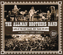 Load image into Gallery viewer, Allman Brothers - Live at Cow Palace NYE 1973