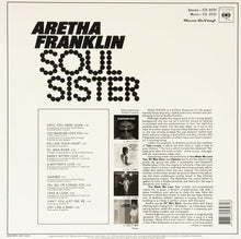 Load image into Gallery viewer, Aretha Franklin - Soul Sister