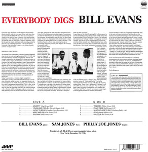 Bill Evans - Everybody Digs