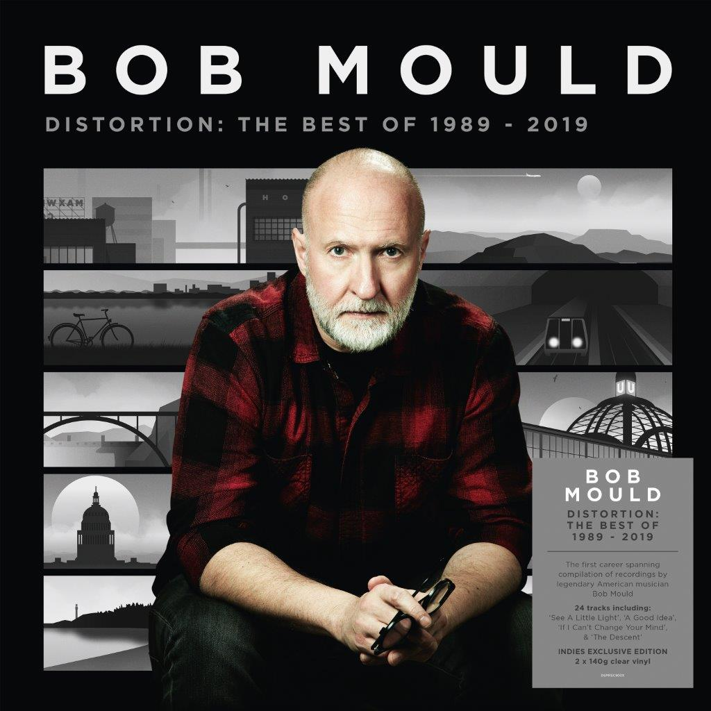 Bob Mould - Distortion : The Best Of 2008 - 2019
