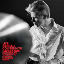 Load image into Gallery viewer, David Bowie - Live Nassau Coliseum '76