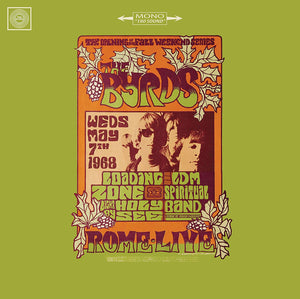 Byrds, The - Live In Rome 1968