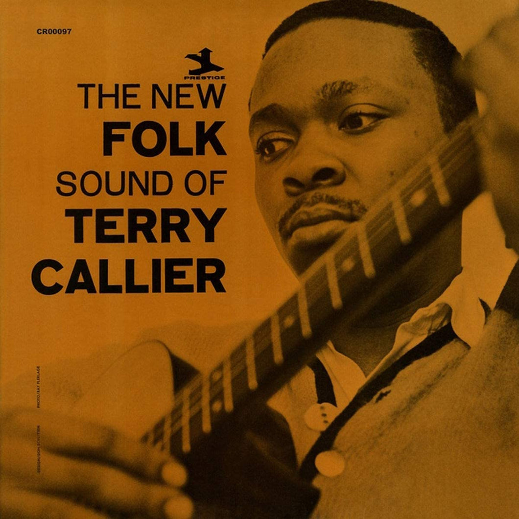 Terry Callier - The New Folk Sound