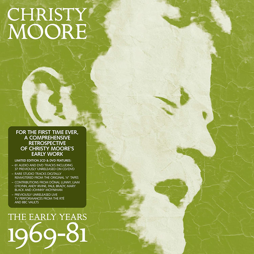 Christy Moore - The Early Years 1969-81
