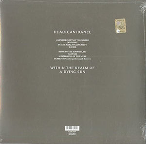 Dead Can Dance - Within The Realm Of The Dying Sun
