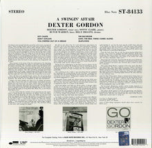 Load image into Gallery viewer, Dexter Gordon - A Swingin' Affair