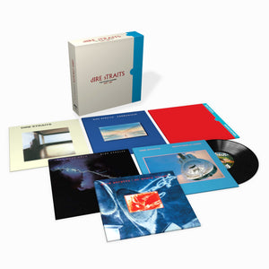 Dire Straits - The  Studio Albums 1978-91