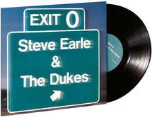 Load image into Gallery viewer, Steve Earle - Exit O