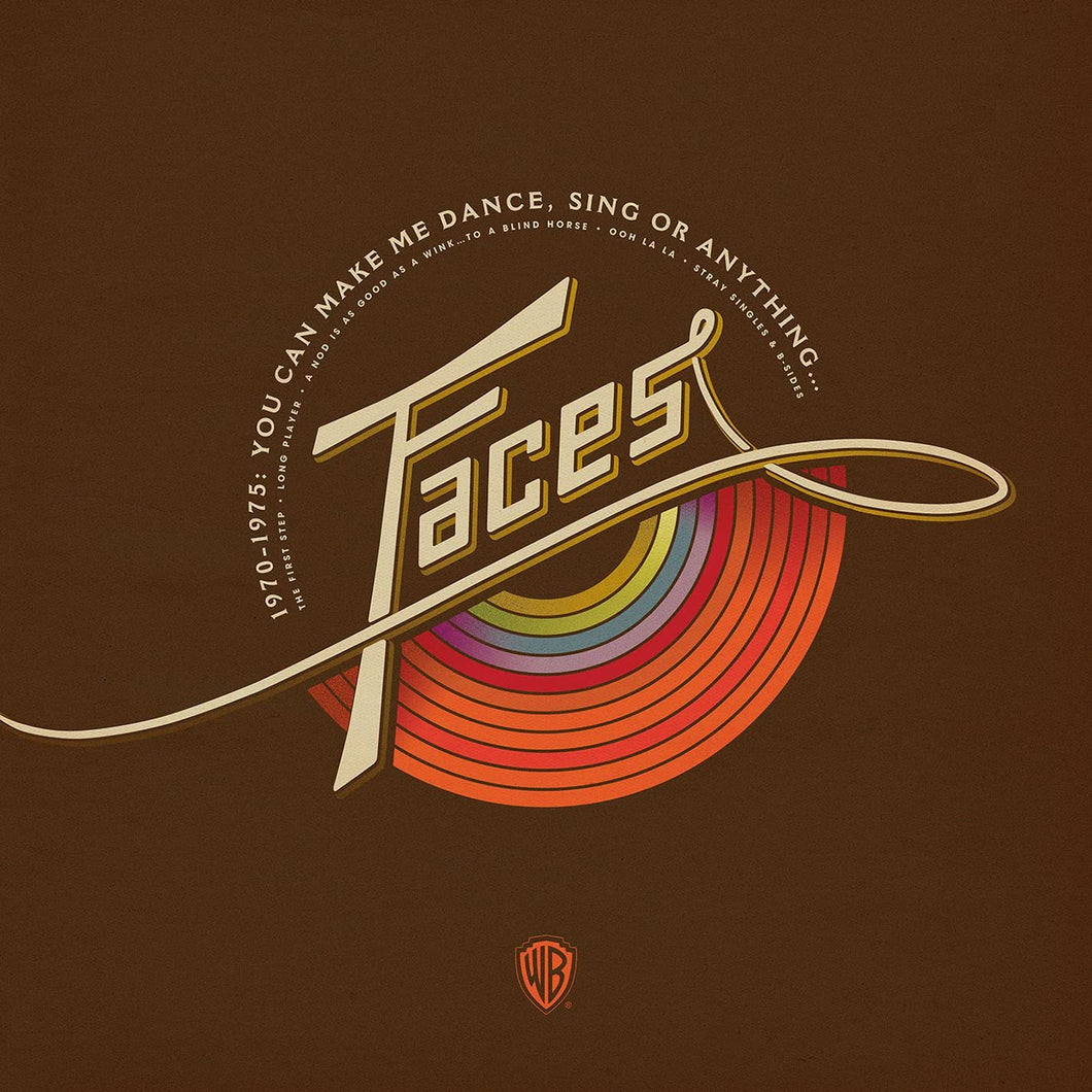 Faces - 1970-75:You Can Make Me Sing,Dance Or Anything