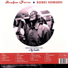 Load image into Gallery viewer, Ibrahim Ferrer - Buenos Hermanos