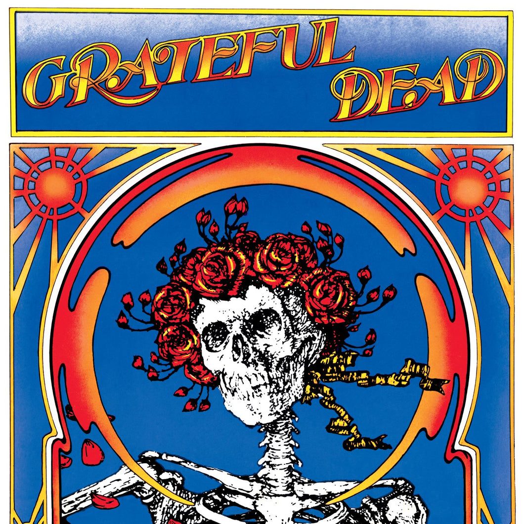 Grateful Dead - Skull & Roses (50th Anniversary)