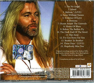 Gregg Allman -No Stranger To The Dark : The Best Of