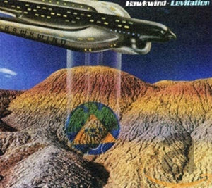 Hawkwind - Levitation Expanded