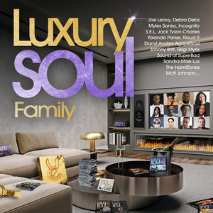 Various Artists - Luxury Soul 2021