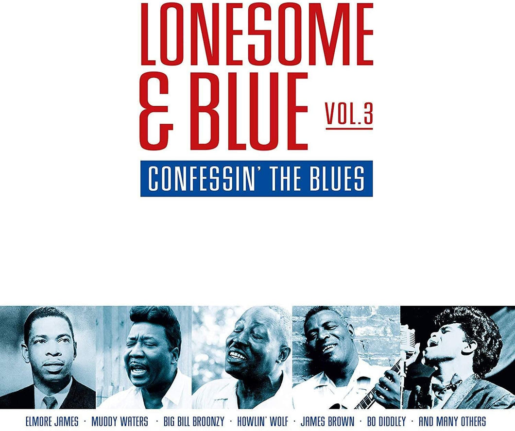 Various Artists - Lonesome and Blue Volume 3