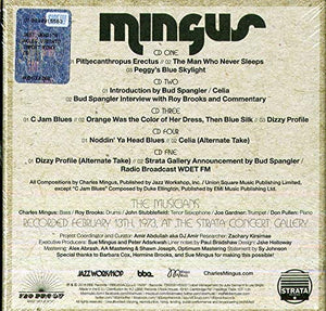 Charles Mingus - Jazz In Detroit