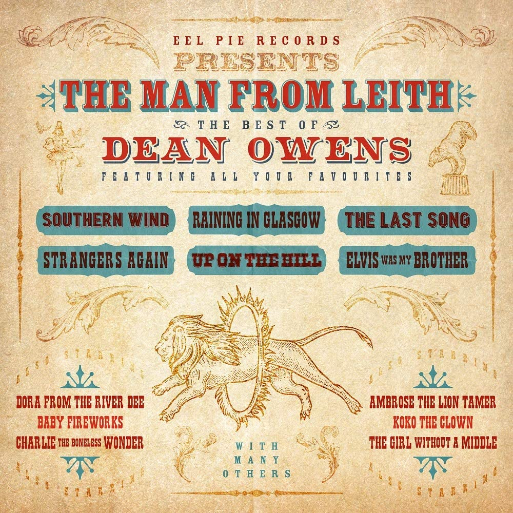 Dean Owens - The Man From Leith