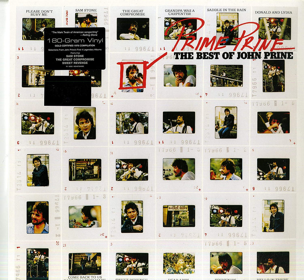 John Prine - Prime Prine:The Very Best Of