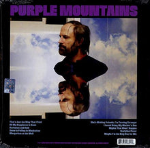 Load image into Gallery viewer, Purple Mountains - self titled
