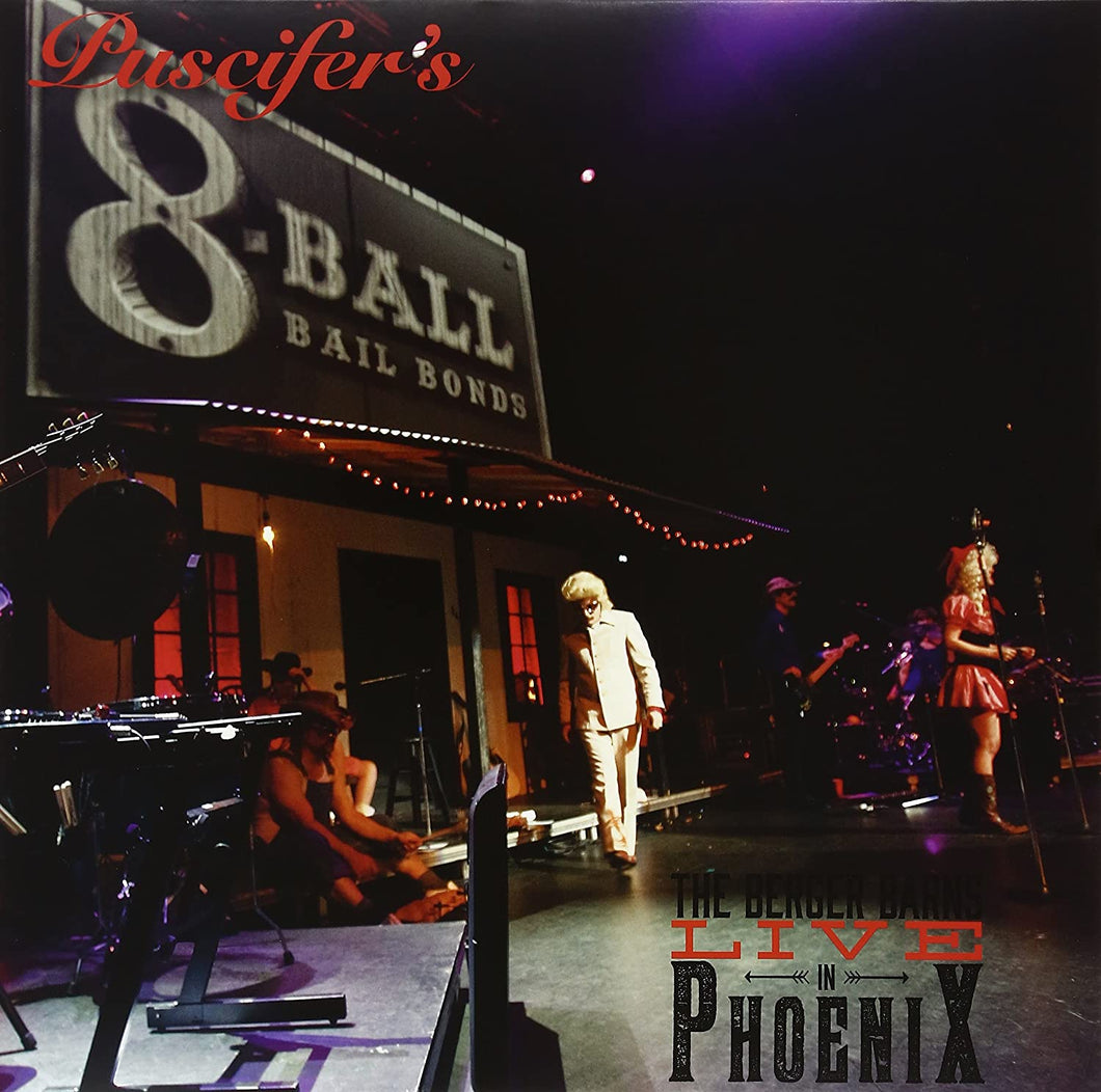 Puscifer - 8-Ball Bail Bonds: The Berger Barns Live In Phoenix