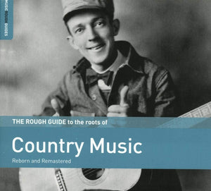 Various Artists - The Rough Guide to Country Music