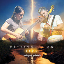 Load image into Gallery viewer, Rodrigo Y Gabriela - Mettavolution Live
