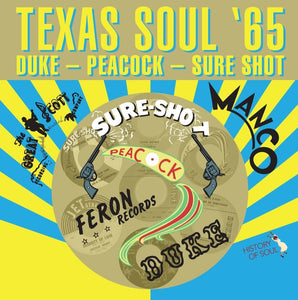 Various Artists - Texas Soul 65