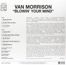 Load image into Gallery viewer, Van Morrison - Blowin' Your Mind
