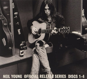 Neil Young - Official Series 1 - 4