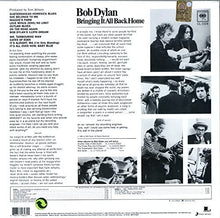 Load image into Gallery viewer, Bob Dylan - Bringing It All Back Home