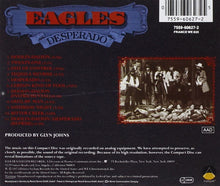 Load image into Gallery viewer, Eagles - Desperado