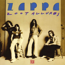 Load image into Gallery viewer, Frank Zappa - Zoot Allures