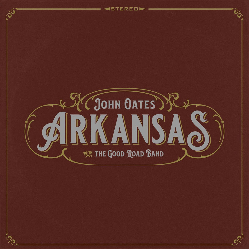 John Oates & The Good Road Band - Arkansas