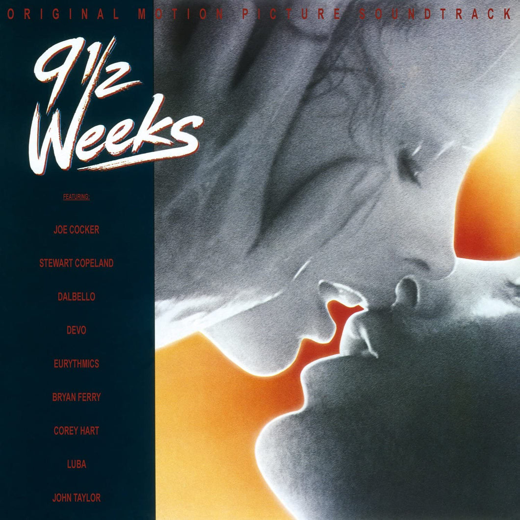 9 1/2 Weeks - Soundtrack