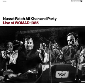 Nusrat Fateh & Ali Khan - Live At Womad 1985