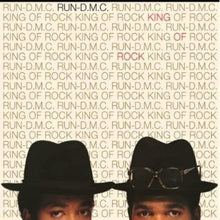 Load image into Gallery viewer, Run D M C - King Of Rock