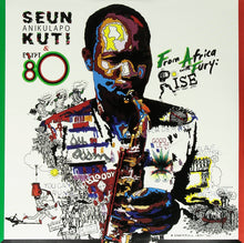 Load image into Gallery viewer, Seun Anikulapo Kuti - From Africa With Fury