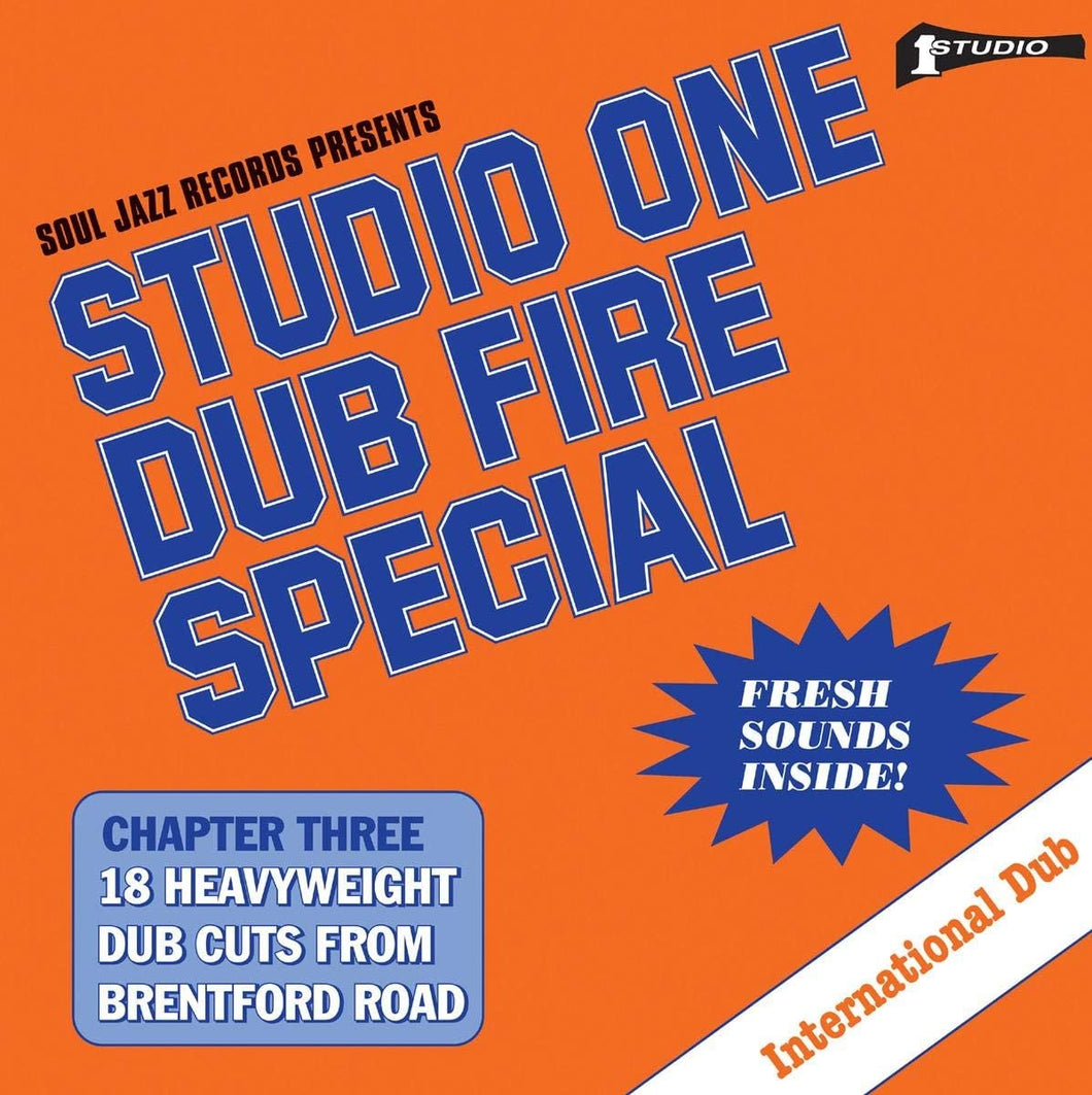 Studio One - Dub Fire Special