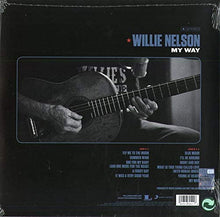 Load image into Gallery viewer, Willie Nelson - My Way