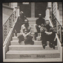 Load image into Gallery viewer, Wooden Schjips - Self Titled