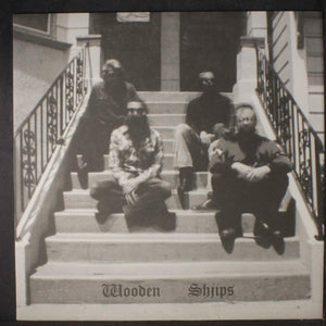 Wooden Schjips - Self Titled