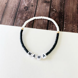 Boutique Bracelet Collection :: Lyra Mama Black Bracelet